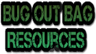 Bug Out Bag Resources